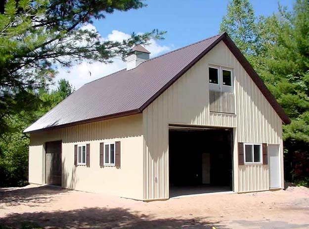 Allwood Structures Pole Buildings Ohio : Cross county pole buildings when quality counts